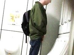Urinal spy - part 2