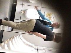 Urinal spy - part 11