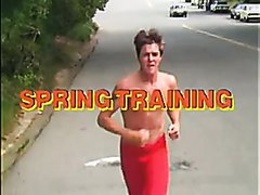 Spring Training - Classic Gay Porn Movie