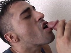 Hot Throat Fuck With A Piss Finish