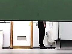 Urinal spy 35