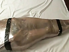 Bound Up Face Fuck
