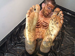 Gay Scat Eating and Shitty Feet Fun