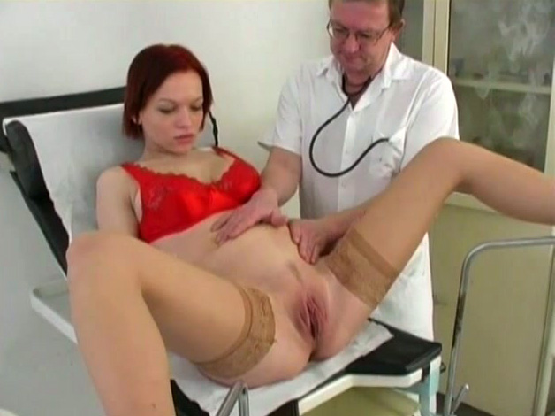 Doctor fuck his patient while husband is outside 10