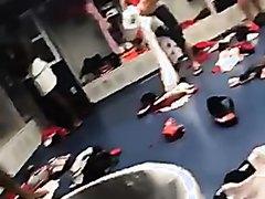 Real college lockeroom 2