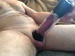 Hard Pumped Cock