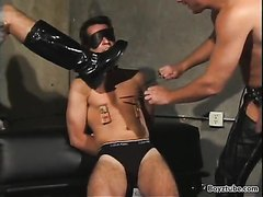 BDSM masters and slaves