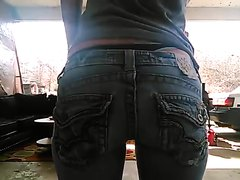 Jeans Poop - video 2