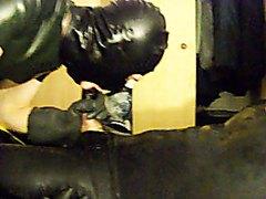 Rubber scuck