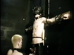 Techno sex - Master and slave - Bondage - vintage