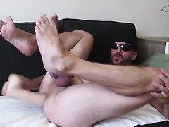 daddy's dildo fuck