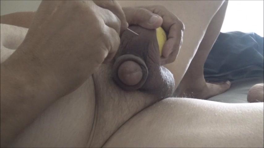 needle in my balls