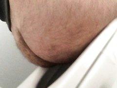 Poop shy