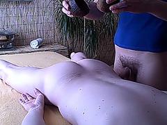 Erotic massage for my boyfriend