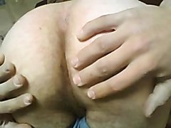 Guy Showing His Smelly Hole