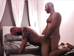 Muscle Dad Flip Fuck