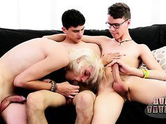 HOT 802 - HIS THREEWAY FANTASY