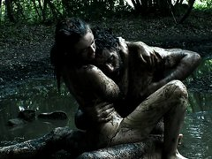 "Desperate sex in a mud puddle in 2013's ""Love Battles"""