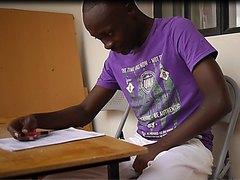 African Student Biology Major
