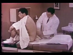 Vintage Male Urological Exam