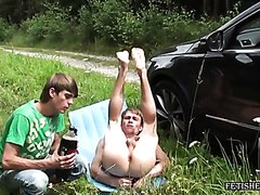 Roadside Enema