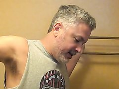 slave slut abused fucked and pissed by macho bisexual Master