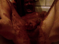 SHITBATHER'S ENEMA BATH AND BREAKFAST
