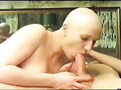 Haircut and BaldHead Slut Fuck