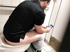Work Toilet Spy 33