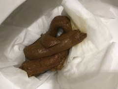 shitting at work 10/16/2017