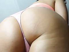 Angie farting 1