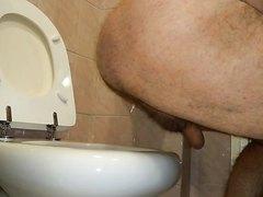 Spy man bathroom - video 3