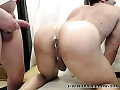 Bodybuilder bottom - video 3