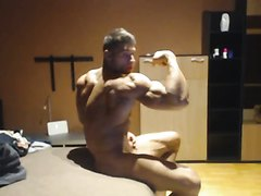muscle guy - video 2