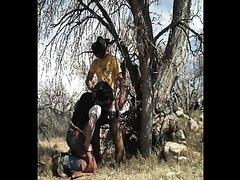Gay cowboys raw