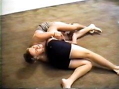College Boy headscissors Wrestling 3