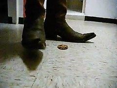 Cowboy boots crush