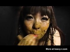BDSM scat torture