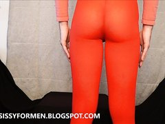 sissyformen blogger showing off his bubble buttSISSYFORMEN ENTERTAINMENT