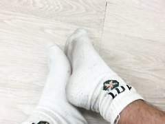 Football Dirty Smelly Socks