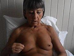 Sexy granny body