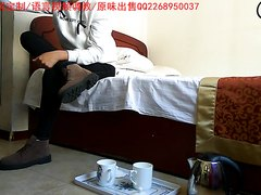 Mistress Chinese foot worship