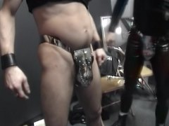 Carrara Chastity Belt Demos