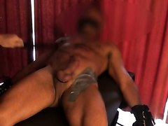 Muscle - Tied up - Slave cơ bắp - video 2