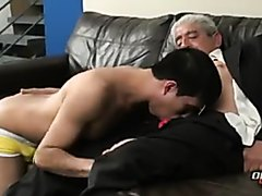Grandpa fucks hard
