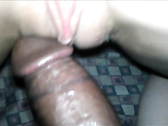 Cock eating white girl gives me her asshole