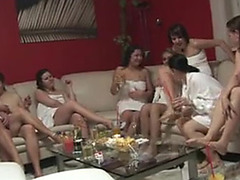 Come to a lesbian orgy for a wild time