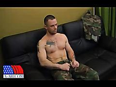 military dildo play
