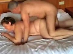 Hardcore double penetration for a BBW