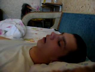 Cumming In A Sleeping Guys Mouth